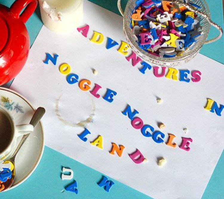 Adventures in Noggle Noggle Land