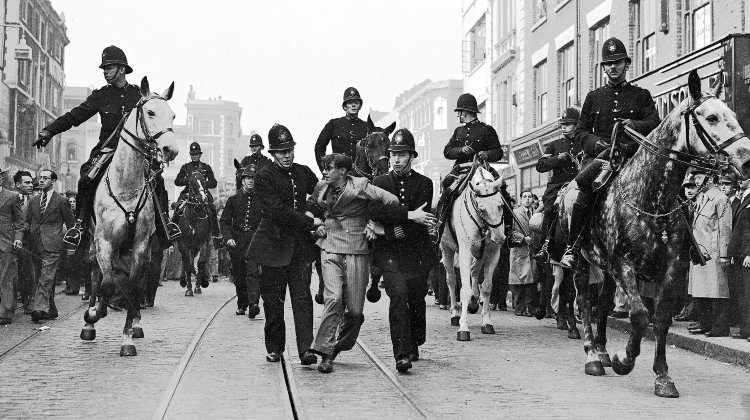 They Shall Not Pass: The Battle of Cable Street
