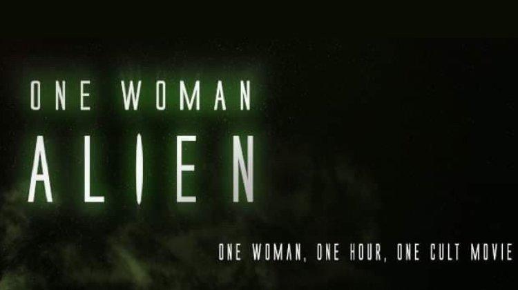 One Woman Alien