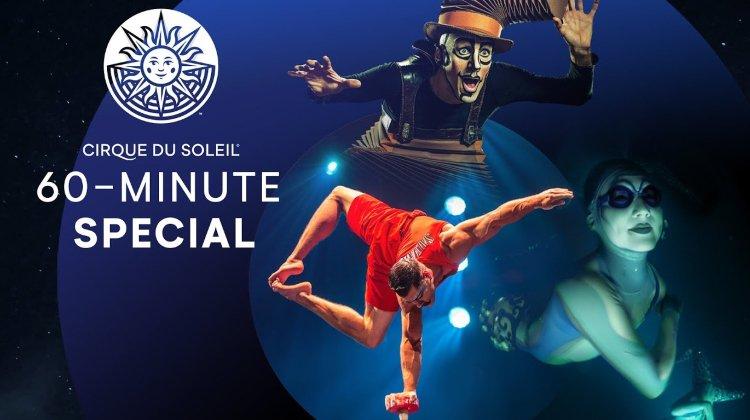 Cirque du Soleil: KURIOS, ''O'', LUZIA