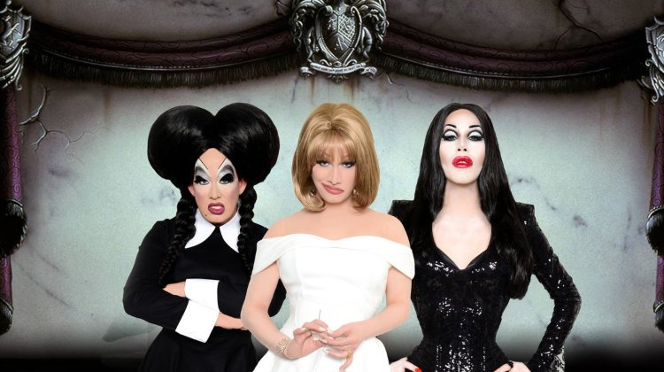 Peaches Christ's Addams Apple Family Values