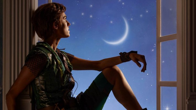 The Shows Must Go On: Peter Pan