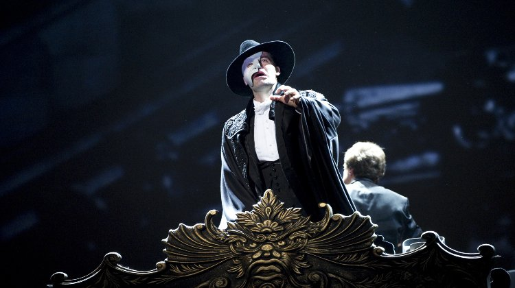 The Shows Must Go On: The Phantom Of The Opera