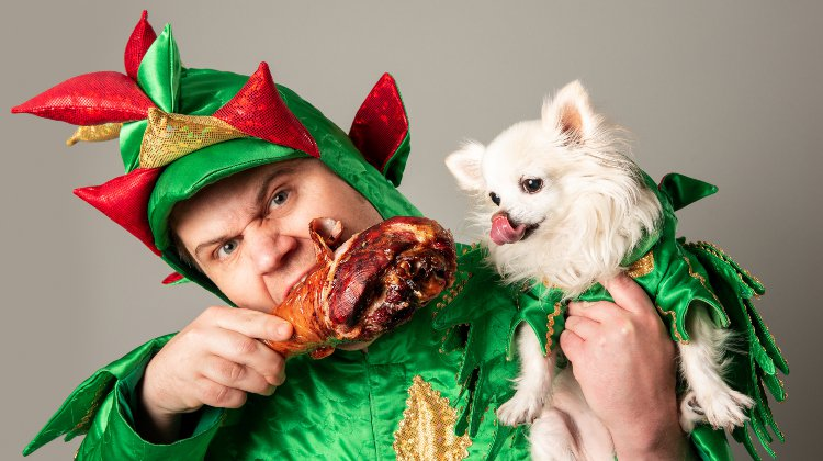 Piff the Magic Dragon: Live from Las Vegas