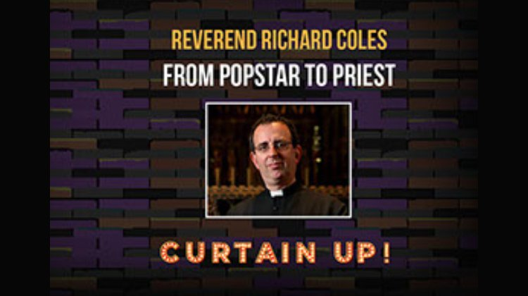 From Popstar to Priest by Reverend Richard Coles