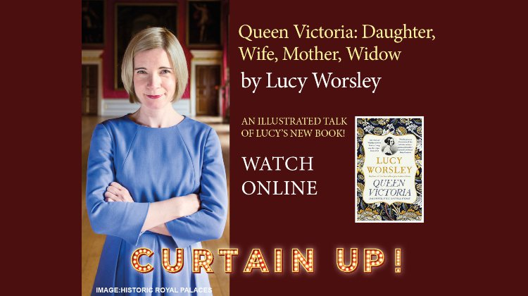 'Queen Victoria: Mother, Wife, Mother, Widow' by Lucy Worsley