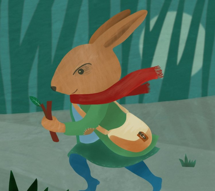 Rabbit Girl and the Search for Wonder