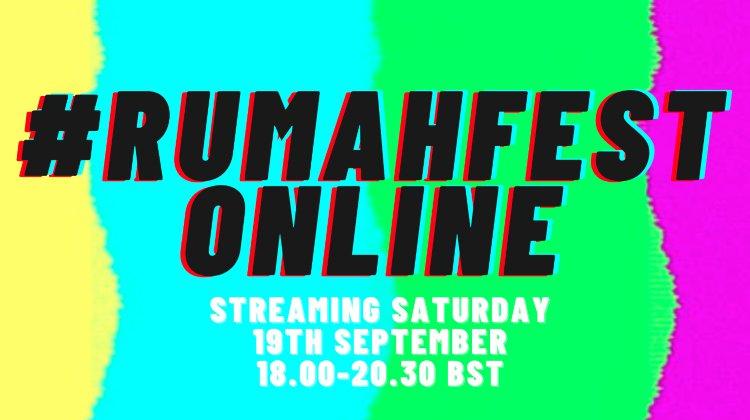 RUMAHfest Online