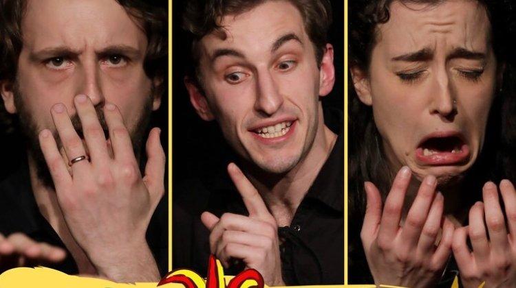 Shake it Up: The Improvised Shakespeare Show