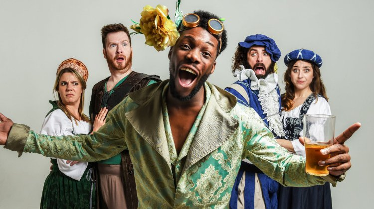 Sh!t-faced Shakespeare Tickets London Theatre