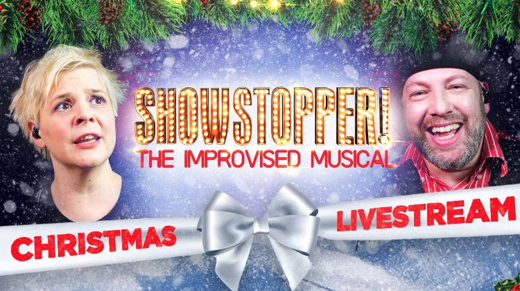 Showstopper! The Improvised Musical Christmas Livestream