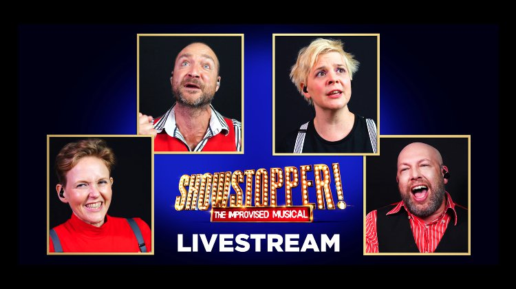 Showstopper! The Improvised Musical - Livestream