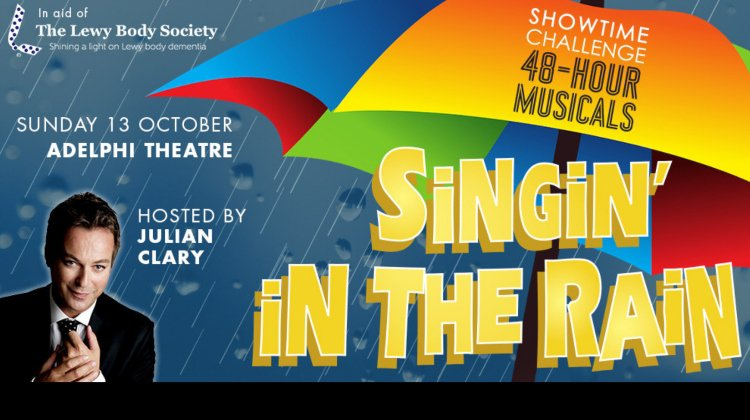 Singin' in the Rain Hosted by Julian Clary