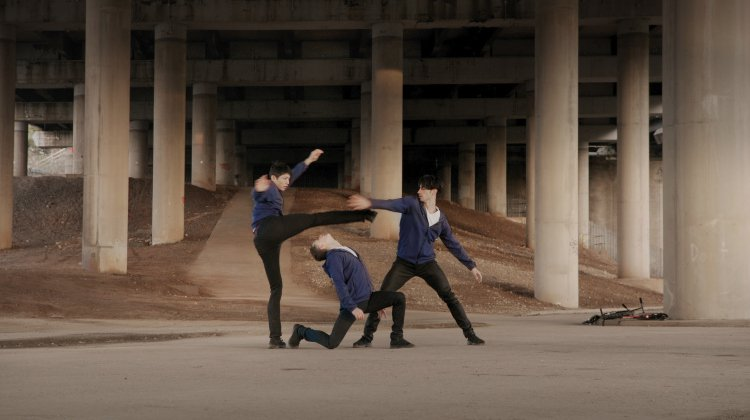 Corey Baker Dance: Spaghetti Junction