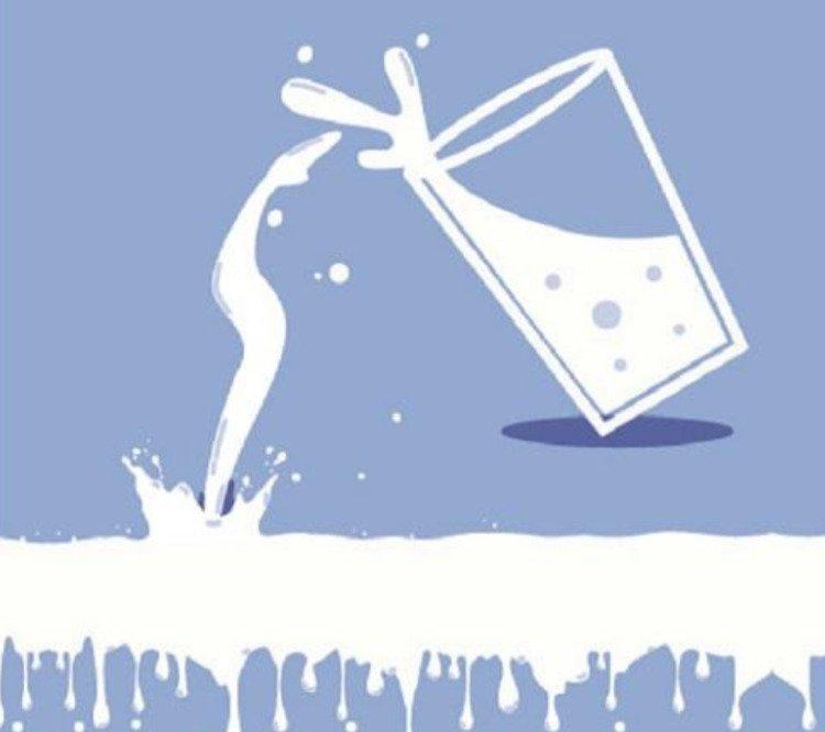 Spilt Milk Presents...