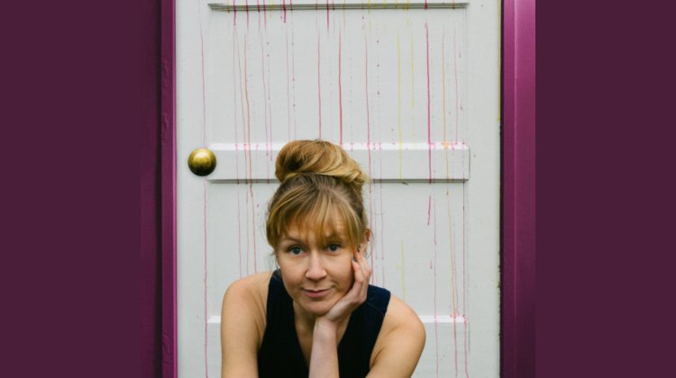 Sticky Door by Katie Arnstein