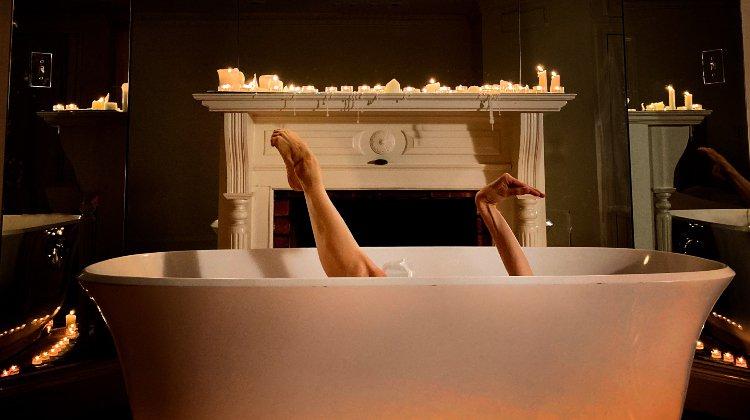 Swan Lake Bath Ballet