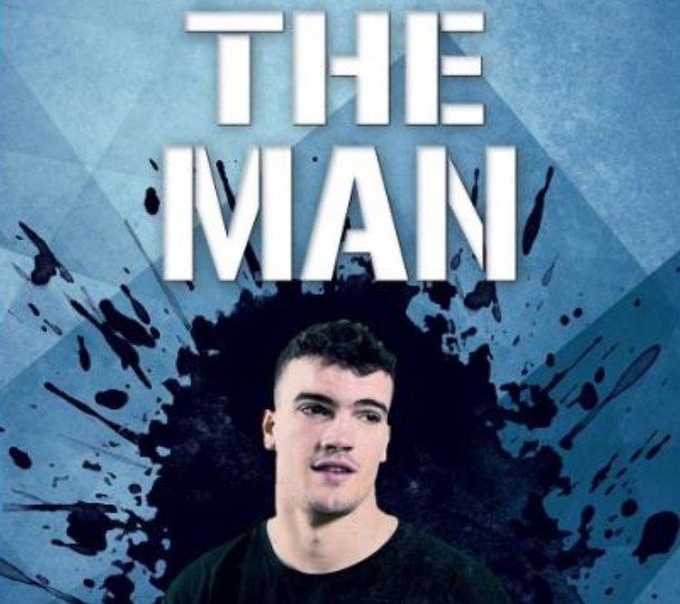 Patrick McPherson as The Man