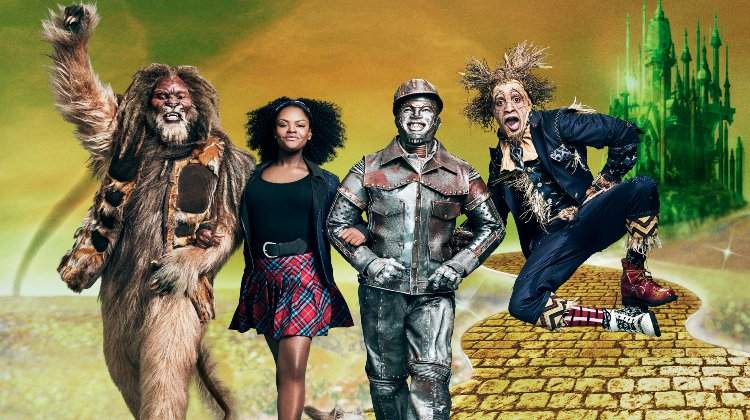 The Shows Must Go On: The Wiz