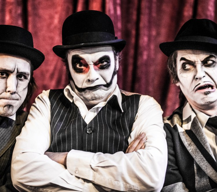 The Tiger Lillies: One Penny Opera
