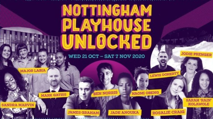 Nottingham Playhouse Unlocked