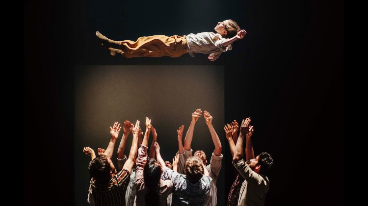 Hofesh Shechter: Untitled