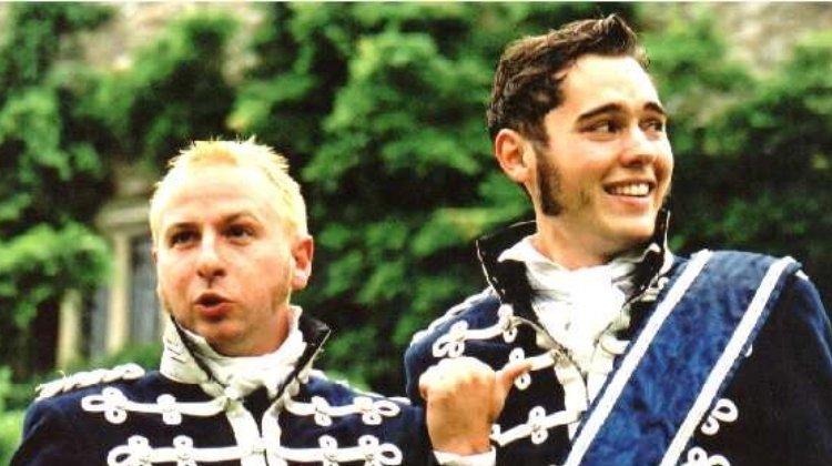 British Touring Shakespeare Present: The Two Gentlemen of Verona