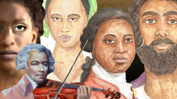 Voices of Black Folk: In Unexpected Places