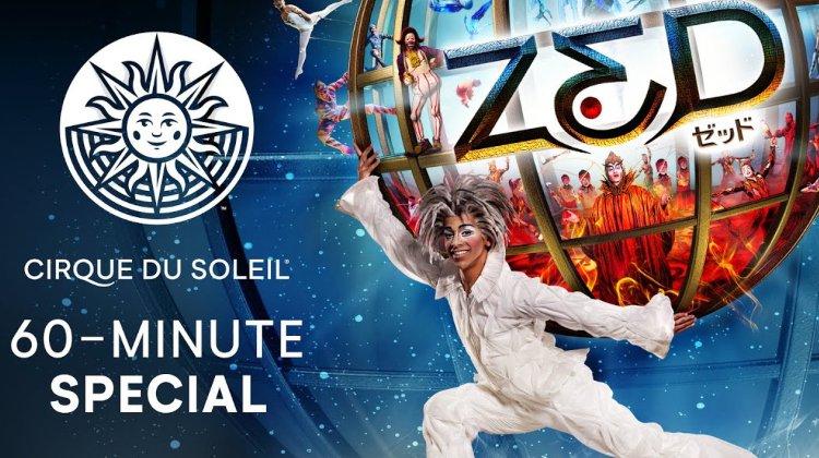 Cirque du Soleil: ZED