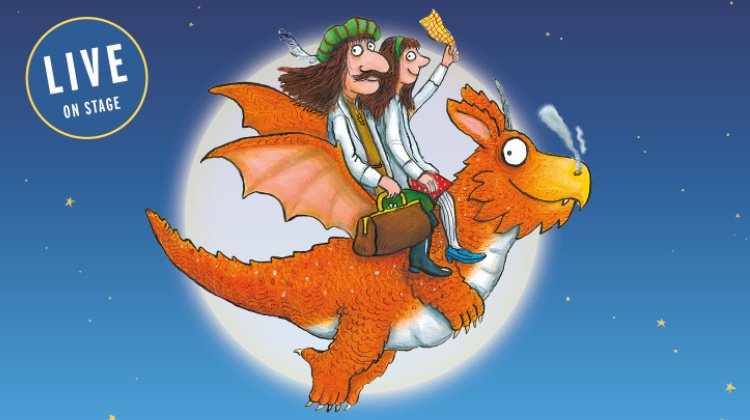 Zog and the Flying Doctors Tickets London Theatre