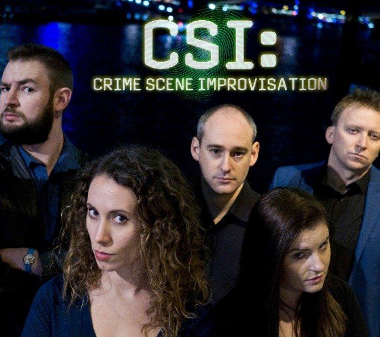 CSI: Crime Scene Improvisation