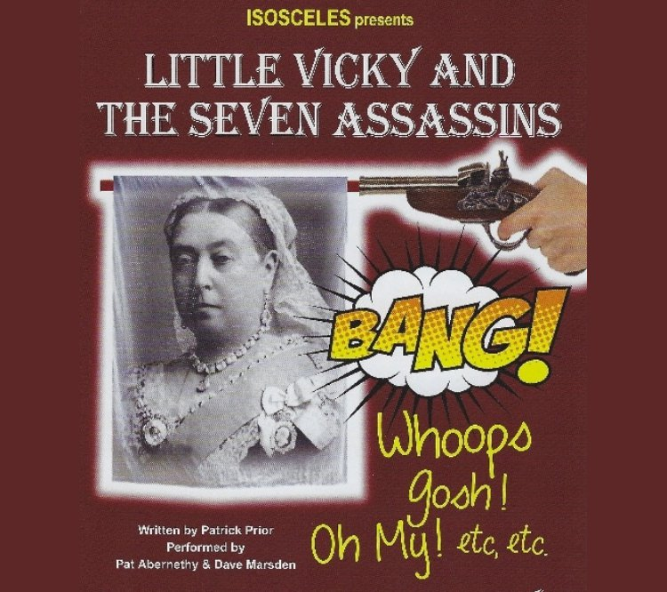 Little Vicky and The Seven Assassins