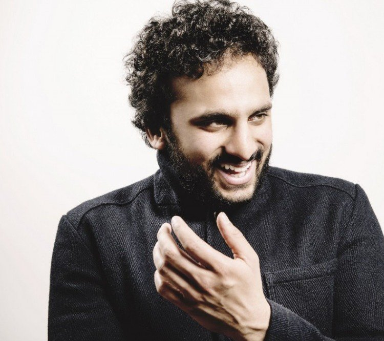 Nish Kumar: Work In Progress