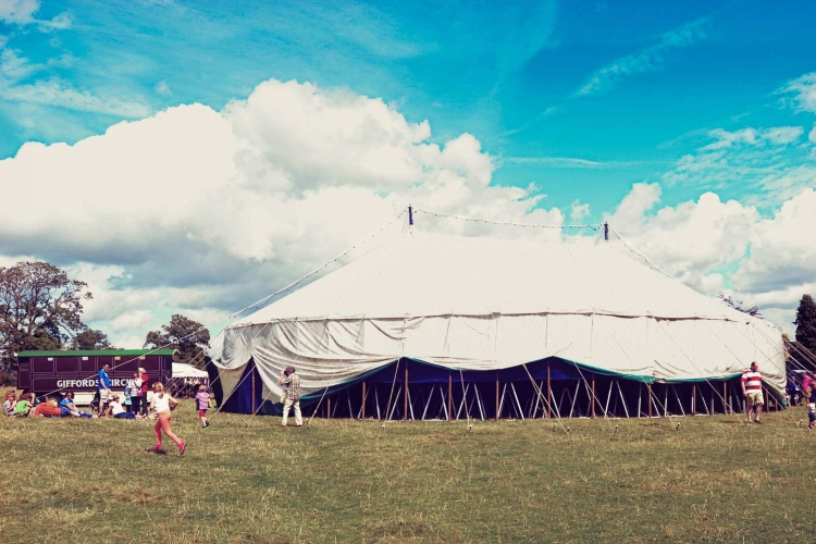 Giffords Circus cover