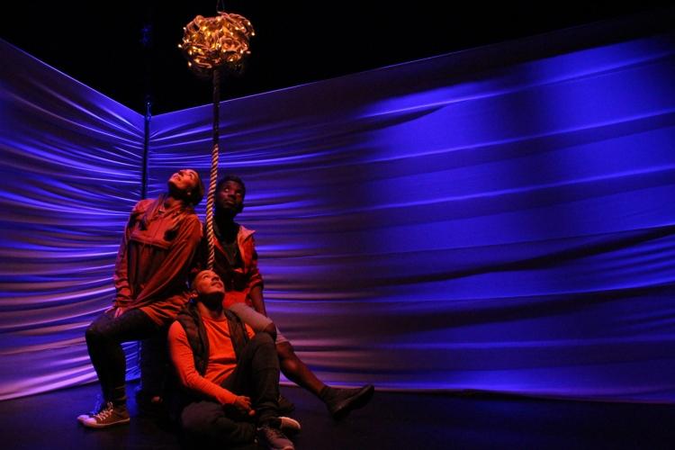 Half Moon Theatre Company cover