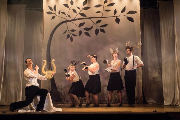 Little Bulb Theatre cover