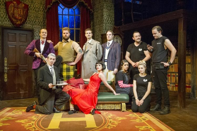 Mischief Theatre cover