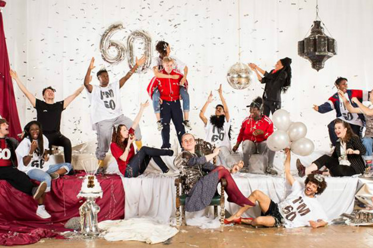 National Youth Theatre cover