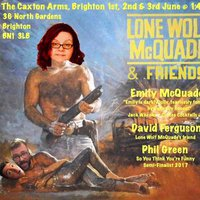 Lone Wolf McQuade & Friends