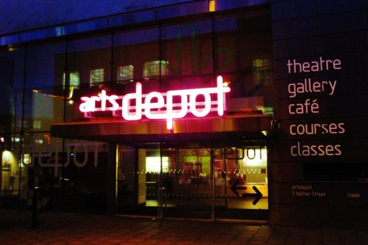 Artsdepot Theatre cover