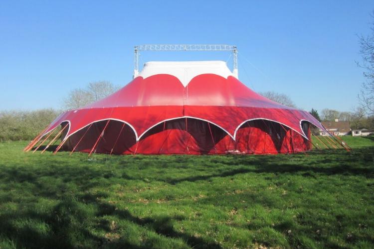 The Big Top / Battersea Circus Garden cover