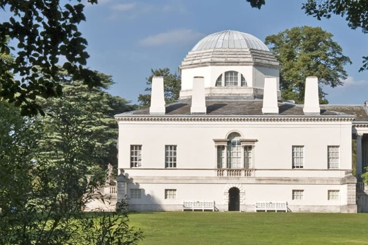 Chiswick House cover