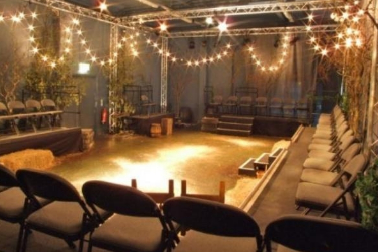The Courtyard Theatre cover