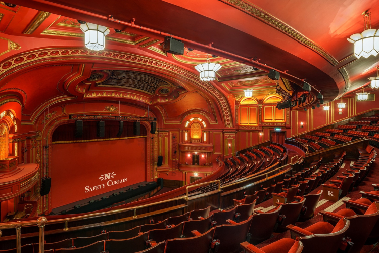 Dominion Theatre cover
