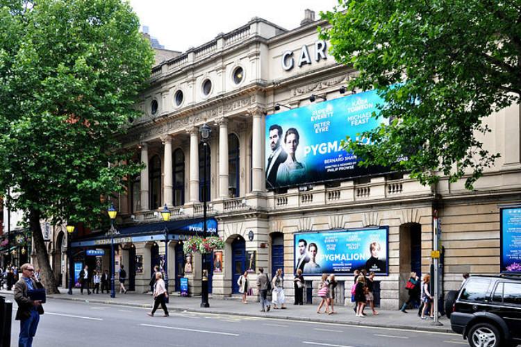 Garrick Theatre cover