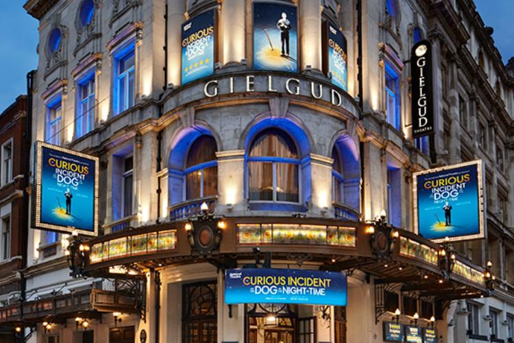 Gielgud Theatre cover