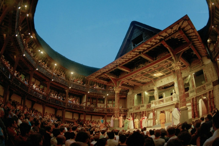 Shakespeare's Globe cover