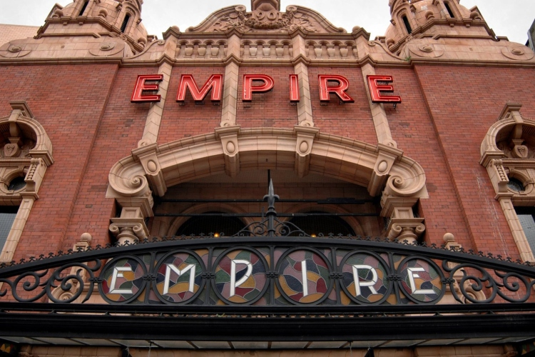 Hackney Empire cover