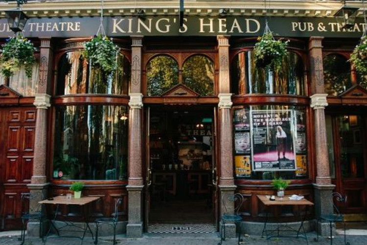 King's Head Theatre cover