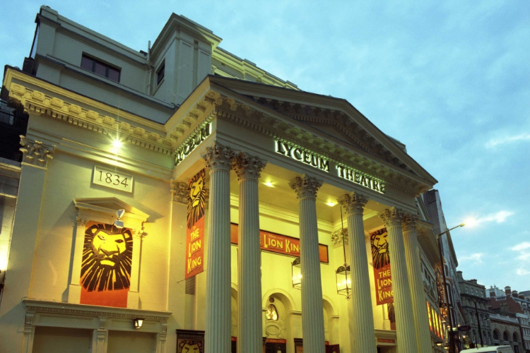 Lyceum Theatre cover